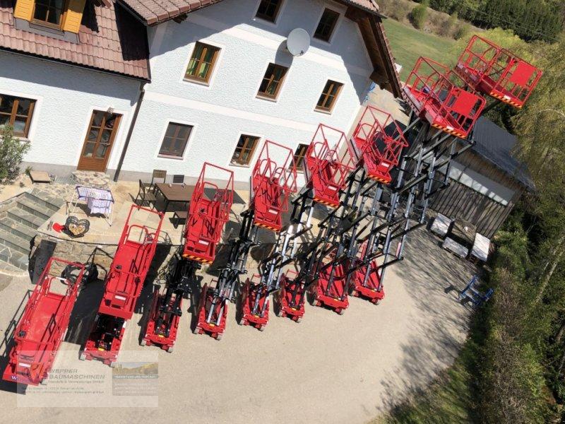 Sonstige Bühnen a típus Sonstige ZMG ZS0607w, Neumaschine ekkor: Sankt Georgen am Walde (Kép 1)