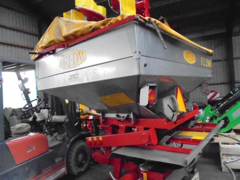 Sonstige Düngung & Pflanzenschutztechnik типа Bredal F2 - 2500 L rustfri kasse, Gebrauchtmaschine в Rønde (Фотография 1)