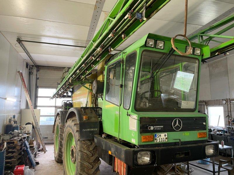 Sonstige Düngung & Pflanzenschutztechnik des Typs Dammann Trac U 2100, Gebrauchtmaschine in Stepfershausen (Bild 1)