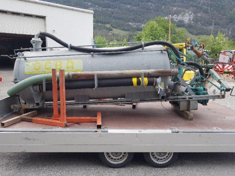 Sonstige Düngung & Pflanzenschutztechnik a típus GEBA AGS 2100 Güllenfass, Gebrauchtmaschine ekkor: Chur (Kép 1)