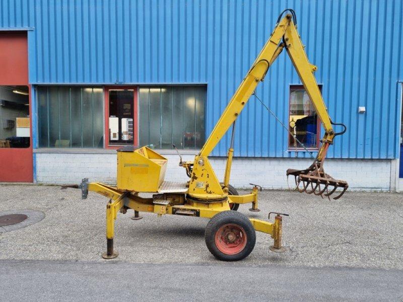 Sonstige Düngung & Pflanzenschutztechnik типа Griesser 1414 Mistkran, Gebrauchtmaschine в Chur (Фотография 1)