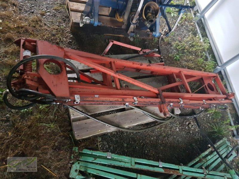 Sonstige Düngung & Pflanzenschutztechnik типа Holder Spritzgestänge Rot, Gebrauchtmaschine в Neustadt (Фотография 1)
