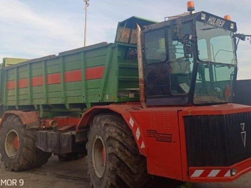 Sonstige Düngung & Pflanzenschutztechnik типа Holmer Terra Variant 600, Gebrauchtmaschine в MARKERSDORF (Фотография 1)