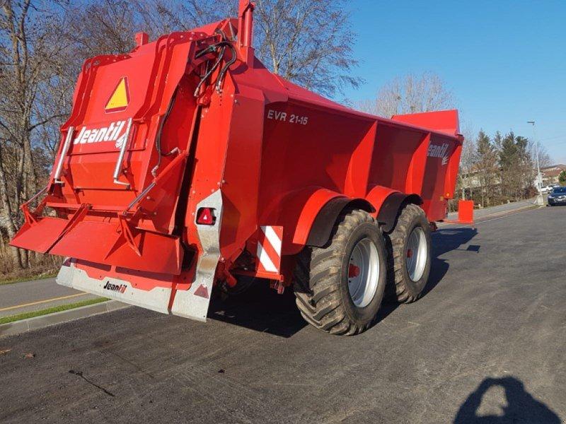 Sonstige Düngung & Pflanzenschutztechnik a típus Jeantil EVR 21-15 T EPAN 6, Ausstellungsmaschine ekkor: Balterswil (Kép 1)