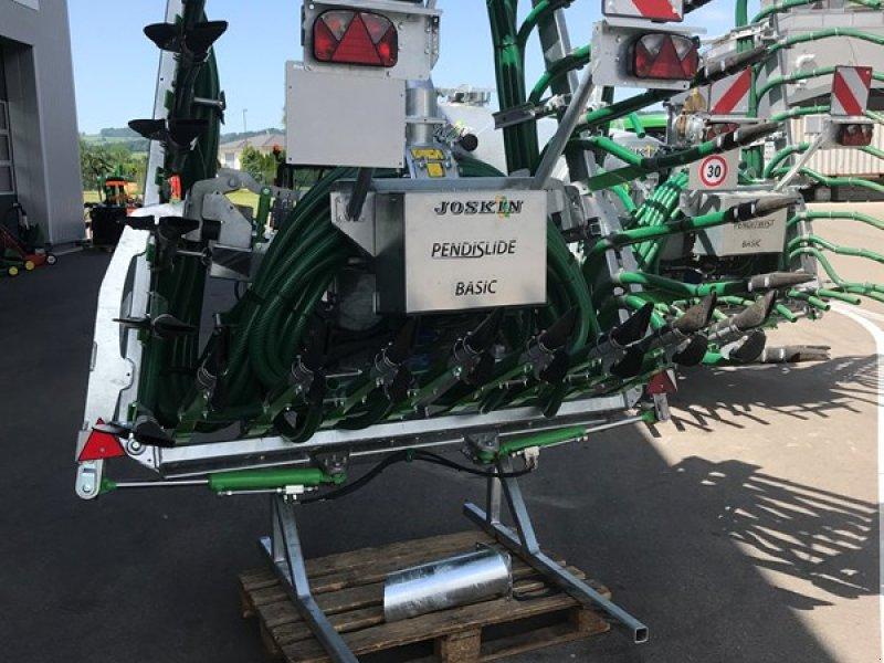 Sonstige Düngung & Pflanzenschutztechnik typu Joskin Pendislide Basic 7.5m, Neumaschine w Henau (Zdjęcie 1)