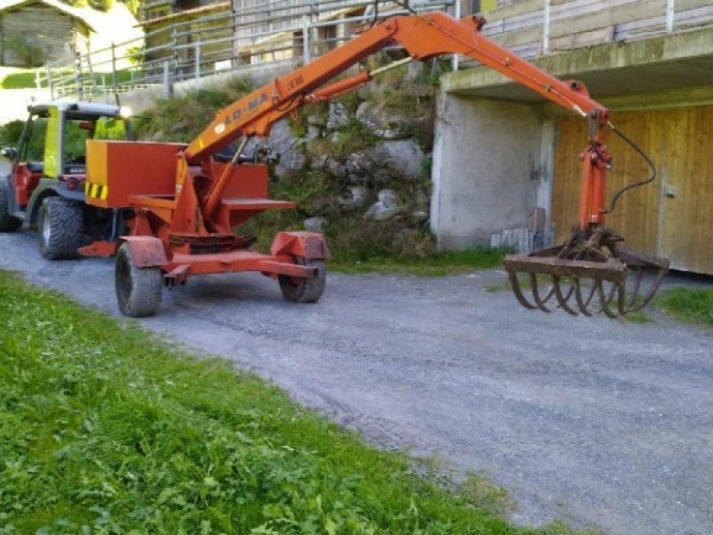 Sonstige Düngung & Pflanzenschutztechnik типа Sonstige LM 700 Mistkran, Gebrauchtmaschine в Chur (Фотография 1)