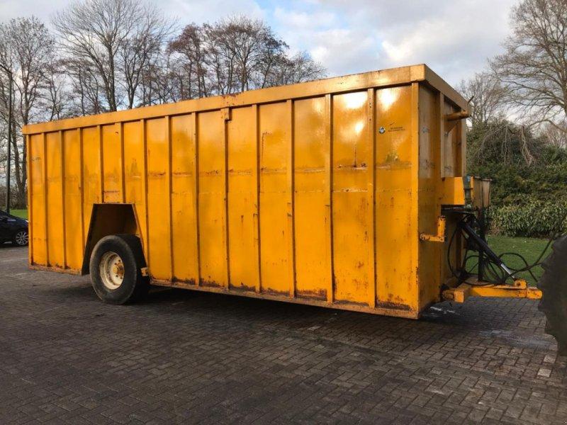 Sonstige Düngung & Pflanzenschutztechnik типа Sonstige mestcontainer 40m3, Gebrauchtmaschine в Vriezenveen (Фотография 1)