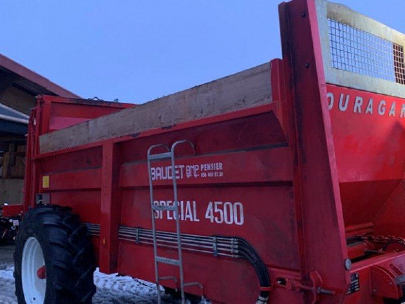 Sonstige Düngung & Pflanzenschutztechnik типа Sonstige Spécial 4500, Gebrauchtmaschine в Courtedoux (Фотография 1)