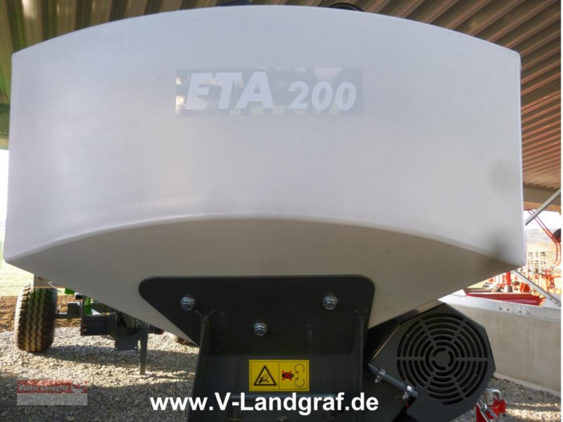 Sonstige Düngung & Pflanzenschutztechnik a típus Unia Eta 200, Neumaschine ekkor: Ostheim/Rhön (Kép 1)