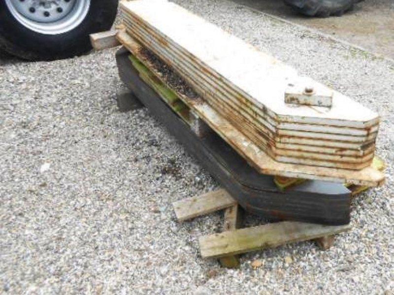 Sonstige Feldhäckslerteile типа CLAAS Heckgewichte für Jaguar 820-900 Typ 491,492,493, Gebrauchtmaschine в Schutterzell (Фотография 2)