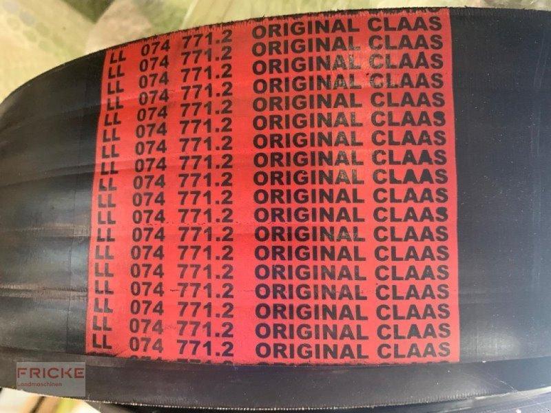 Sonstige Feldhäckslerteile типа CLAAS Keilriemen 074.771.2 für Jaguar, Gebrauchtmaschine в Demmin (Фотография 1)