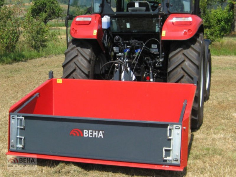 Sonstige Forsttechnik типа BEHA AS-H 1600, Neumaschine в Steinach (Фотография 1)