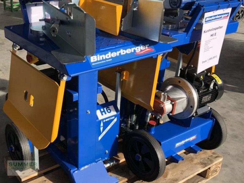 Sonstige Forsttechnik des Typs Binderberger H 6  E, Neumaschine in Pforzheim (Bild 1)