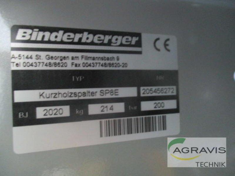 Sonstige Forsttechnik des Typs Binderberger SP 8 E, Neumaschine in Salzkotten (Bild 4)