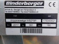 Binderberger WS 700 Sonstige Forsttechnik
