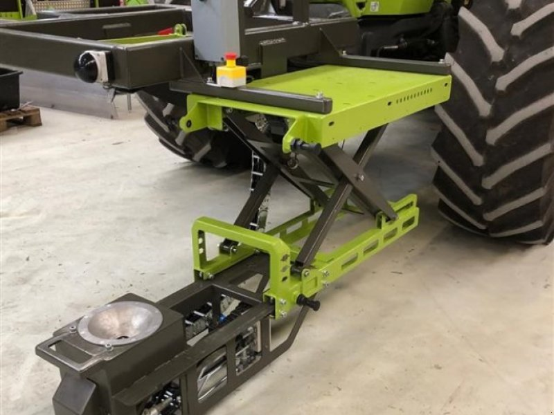 Sonstige Forsttechnik typu Inter Tech Stab Boremaskine Solid Hydraulisk boreløsning af juletræer!, Gebrauchtmaschine v Kjellerup (Obrázok 1)