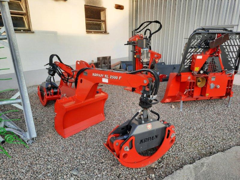 Sonstige Forsttechnik des Typs Krpan Sonstige, Neumaschine in Cham (Bild 1)