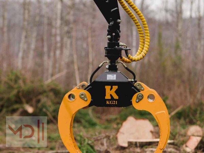 Sonstige Forsttechnik типа MD Landmaschinen Kellfri Holzzange     KG18- KG21, Neumaschine в Zeven (Фотография 1)