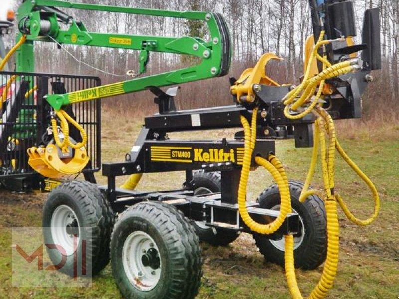 Sonstige Forsttechnik типа MD Landmaschinen Kellfri Schubentaster 21-STM 400, Neumaschine в Zeven (Фотография 1)