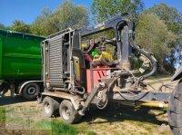 MusMax WT 10 XL mit einem Kesla Kran 800 T Iné lesné stroje a technika