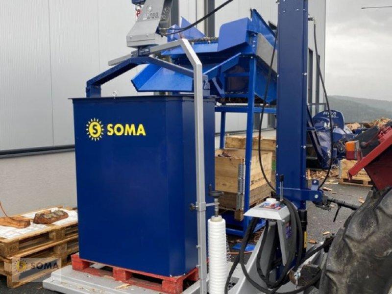 Sonstige Forsttechnik типа Soma Trommelwickler für Brennholz, Vorführmaschine в Fischbach (Фотография 1)