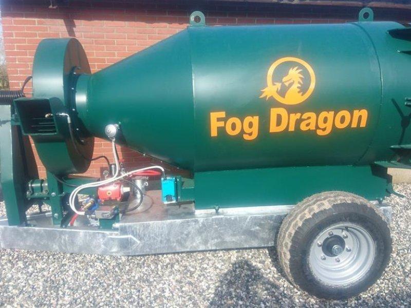 Sonstige Forsttechnik типа Sonstige Fog Dragon 840, Gebrauchtmaschine в Fredericia (Фотография 1)