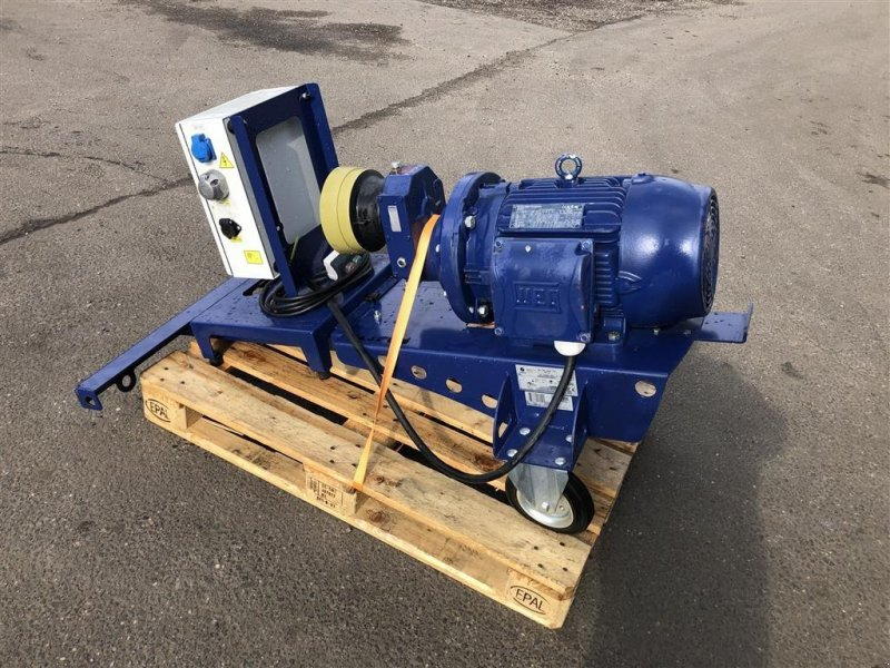 Sonstige Forsttechnik типа Tajfun EP 12 EL Power Unit, Gebrauchtmaschine в Holstebro (Фотография 1)
