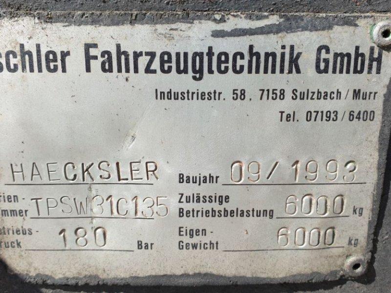 Sonstige Forsttechnik des Typs Weiss Holzhäcksler, Gebrauchtmaschine in Bruck (Bild 5)