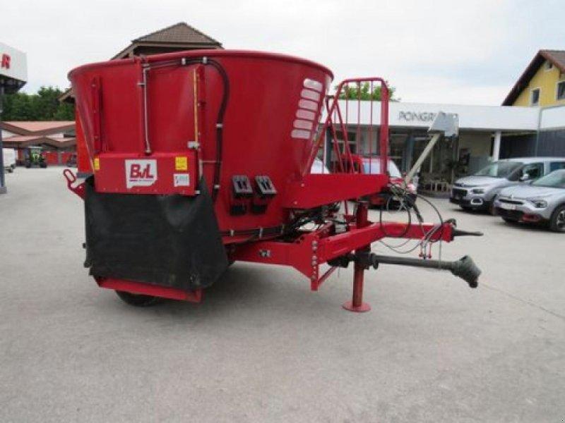 Sonstige Fütterungstechnik a típus BVL mix plus 9 - 1s, Gebrauchtmaschine ekkor: ELIXHAUSEN (Kép 1)
