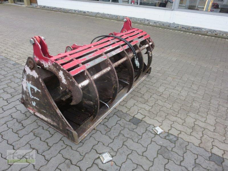 Sonstige Fütterungstechnik типа BVL Shovel Top 200 Silagezange, Gebrauchtmaschine в Reinheim (Фотография 1)