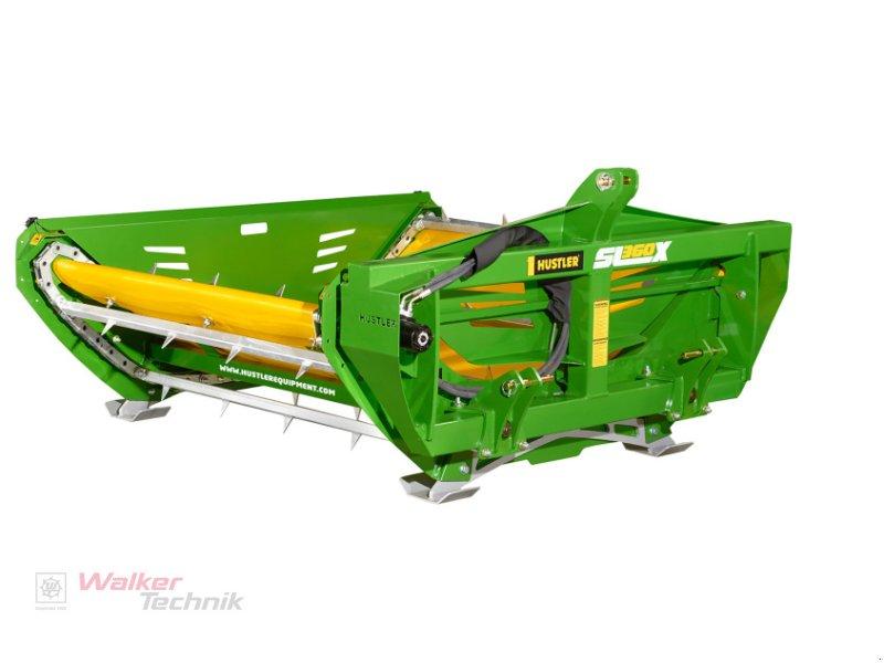 Sonstige Fütterungstechnik des Typs Hustler  SL360X Ballenauflöser, Neumaschine in Schwieberdingen  (Bild 1)