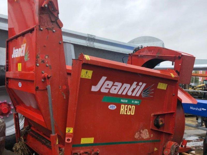 Sonstige Fütterungstechnik des Typs Jeantil PR 2000, Gebrauchtmaschine in Lutterworth (Bild 1)
