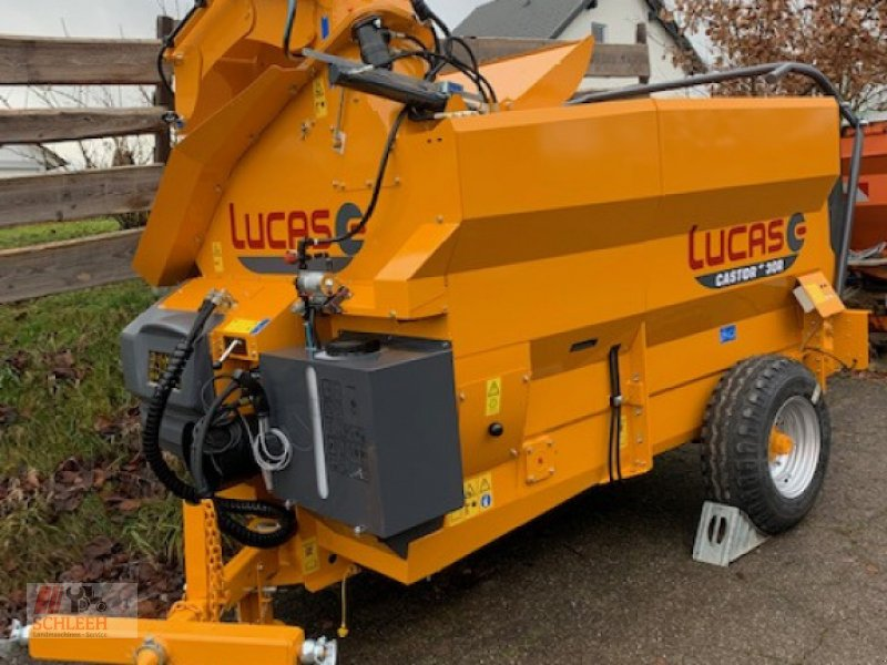 Sonstige Fütterungstechnik des Typs Lucas Castor R30, Neumaschine in Neuweiler (Bild 1)