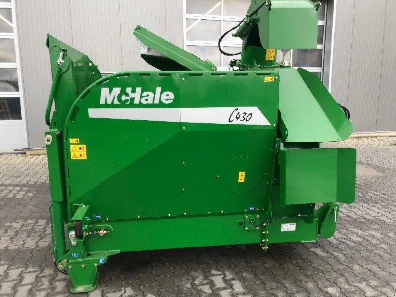 Sonstige Fütterungstechnik a típus McHale C430, Neumaschine ekkor: Hasle b. Burgdorf (Kép 1)