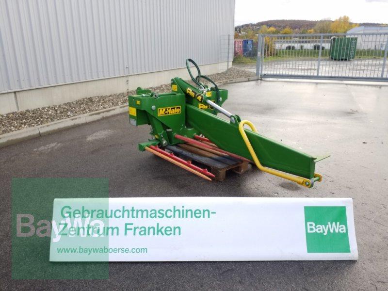 Sonstige Fütterungstechnik типа McHale RS 4 Ballenschneider, Gebrauchtmaschine в Bamberg (Фотография 1)