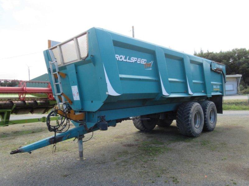 Sonstige Fütterungstechnik типа Rolland rollspeed, Gebrauchtmaschine в PLOUIGNEAU (Фотография 1)