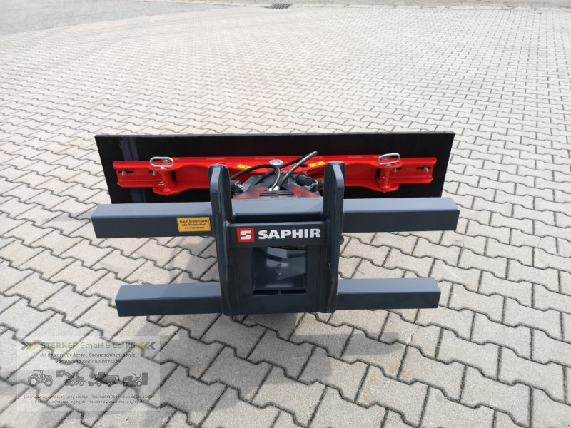 Sonstige Fütterungstechnik des Typs Saphir MULTI 175 Gummischieber für Kramer KL10.5/KL12.5/KL14.5, Neumaschine in Eging am See (Bild 8)