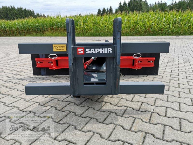 Sonstige Fütterungstechnik des Typs Saphir MULTI 175 Gummischieber für Kramer KL10.5/KL12.5/KL14.5, Neumaschine in Eging am See (Bild 14)