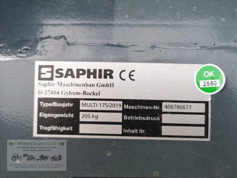 Sonstige Fütterungstechnik des Typs Saphir MULTI 175 Gummischieber für Kramer KL10.5/KL12.5/KL14.5, Neumaschine in Eging am See (Bild 19)
