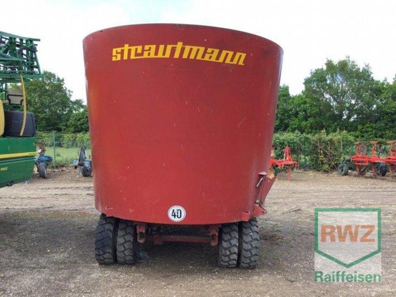 Sonstige Fütterungstechnik des Typs Strautmann Futtermischwagen, Gebrauchtmaschine in Kruft (Bild 9)