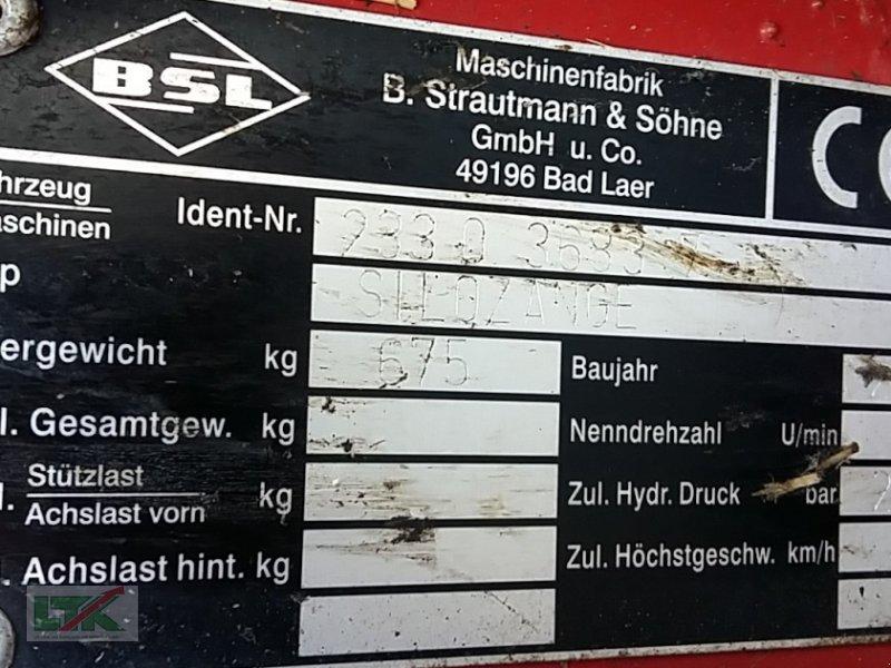 Sonstige Fütterungstechnik des Typs Strautmann Silozange 233, Gebrauchtmaschine in Kathendorf (Bild 7)