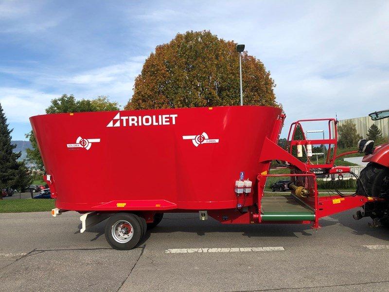Sonstige Fütterungstechnik типа Trioliet 2-2400L, Neumaschine в Estavayer-le-Lac (Фотография 1)