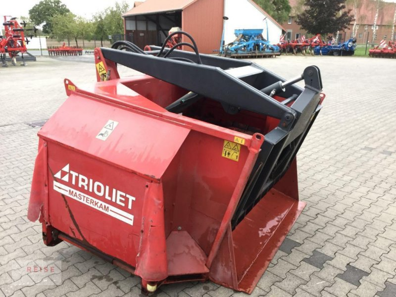 Sonstige Fütterungstechnik des Typs Trioliet Masterkamm, Gebrauchtmaschine in Lippetal / Herzfeld (Bild 2)