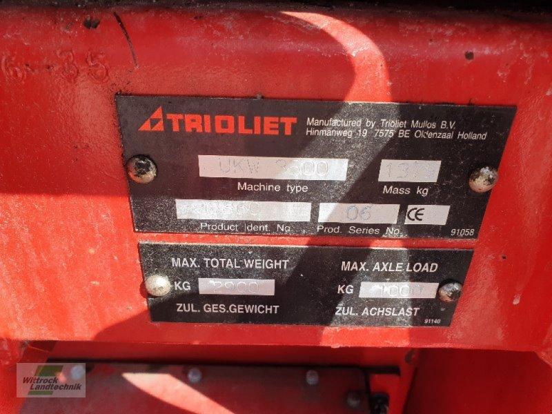 Sonstige Fütterungstechnik des Typs Trioliet UKW 3500 Messer, Gebrauchtmaschine in Rhede / Brual (Bild 2)