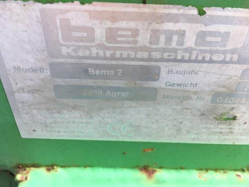 Sonstige Gartentechnik & Kommunaltechnik типа Bema Agrar 2300, Gebrauchtmaschine в Beilen (Фотография 8)