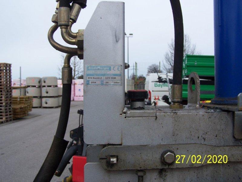 Sonstige Gartentechnik & Kommunaltechnik des Typs Binderberger H10 Kombi Z, Gebrauchtmaschine in Murnau (Bild 6)