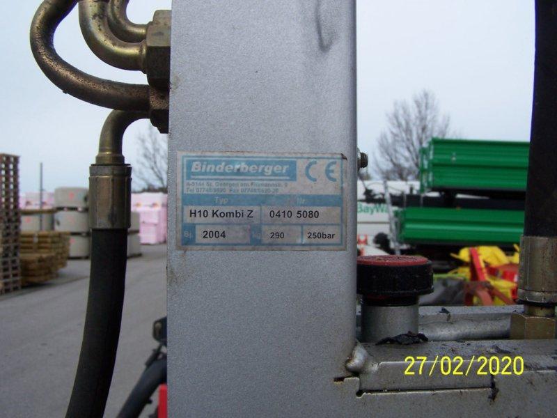 Sonstige Gartentechnik & Kommunaltechnik des Typs Binderberger H10 Kombi Z, Gebrauchtmaschine in Murnau (Bild 4)