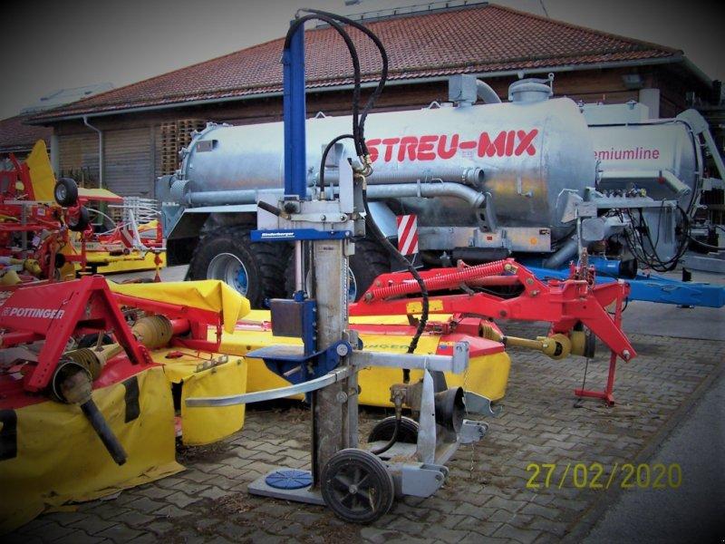 Sonstige Gartentechnik & Kommunaltechnik des Typs Binderberger H10 Kombi Z, Gebrauchtmaschine in Murnau (Bild 2)