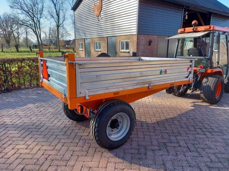 Sonstige Gartentechnik & Kommunaltechnik типа Boxer HT 30 kipper / aanhanger, Gebrauchtmaschine в Lunteren (Фотография 1)