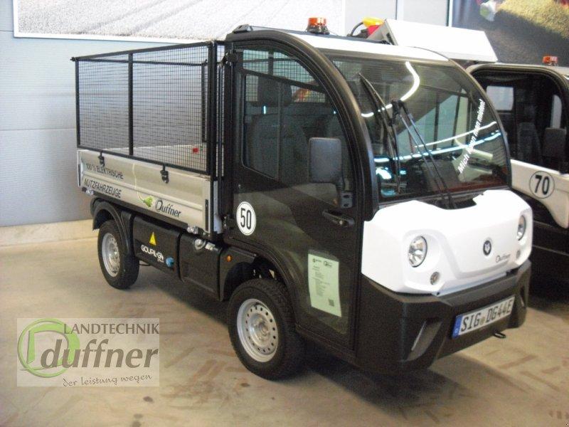 Sonstige Gartentechnik & Kommunaltechnik des Typs Goupil Elektrofahrzeug G4 Lithium, Gebrauchtmaschine in Hohentengen (Bild 1)